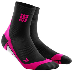 cep Dynamic+ Running Socks Women pink/black